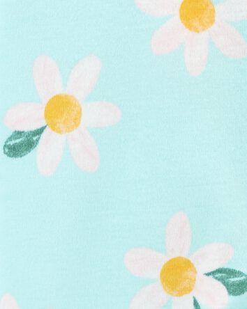 Daisy 2-Way Zip Cotton Sleep & Play