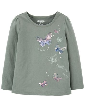 Butterfly Sparkle Tee