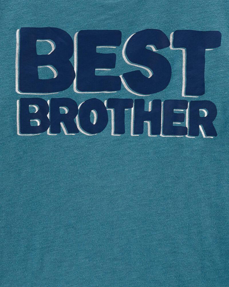 Best Brother Jersey Tee, , hi-res