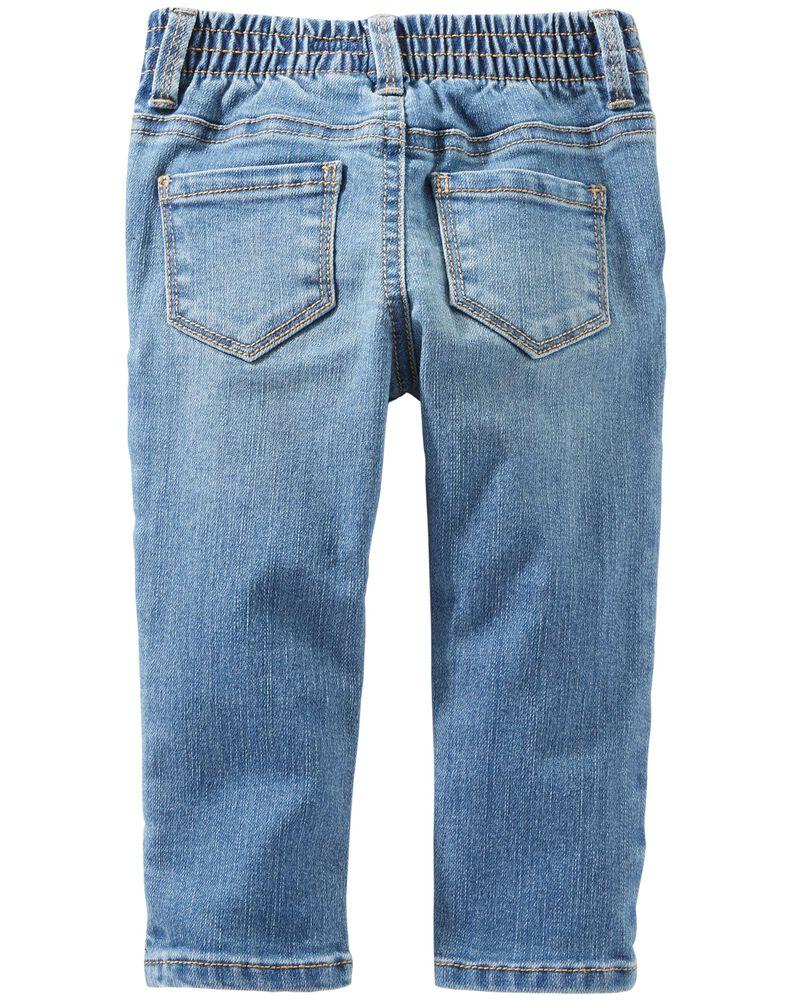 Soft Skinny Jeans - Upstate Blue, , hi-res