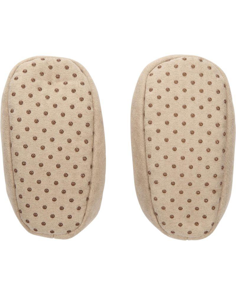 Striped Slipper Socks, , hi-res