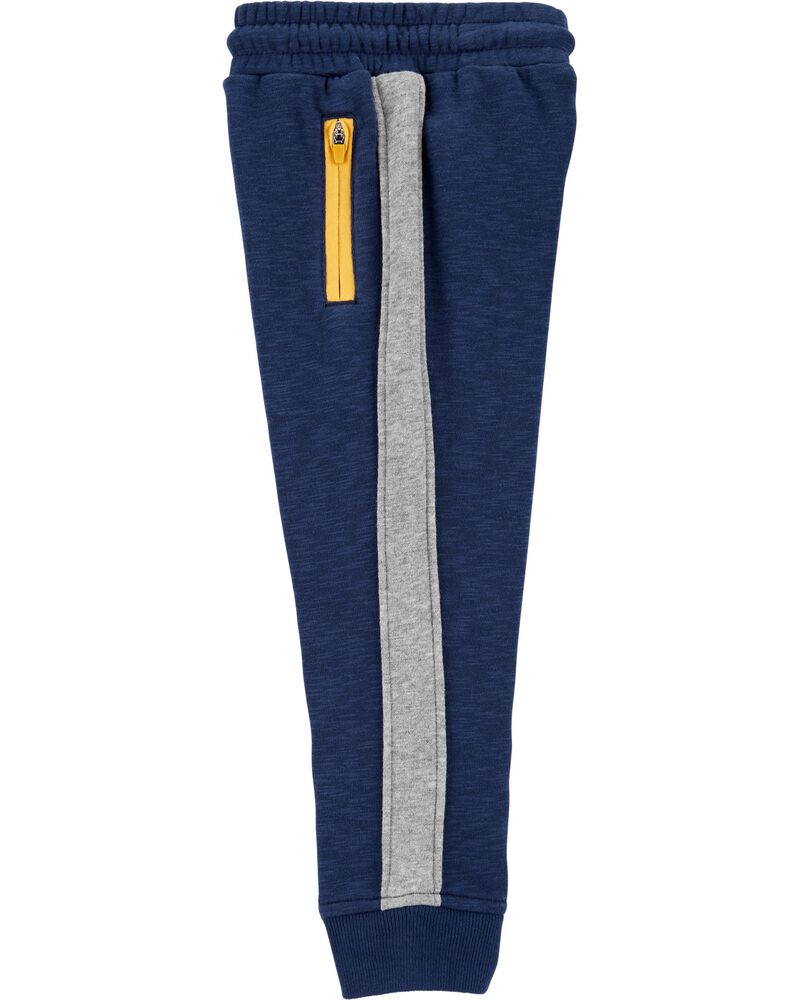 French Terry Active Joggers, , hi-res