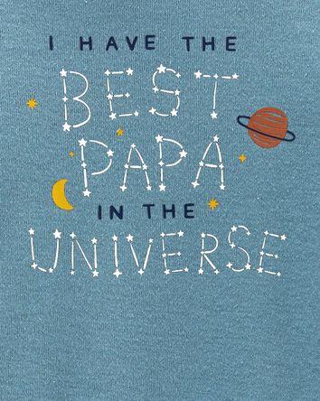 Cache-couche original Best Papa In...
