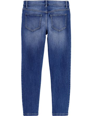Rip and Repair Relaxed Fit Jeans