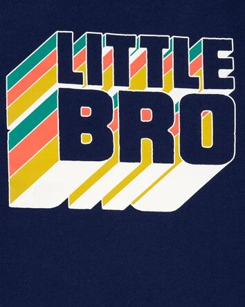 T-shirt en jersey Little Brother