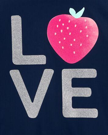 Love 2-Piece Rashguard Set