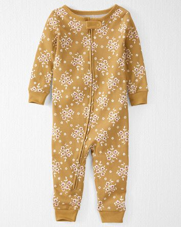 Organic Cotton 1-Piece PJs