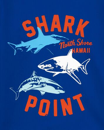 Shark Point Rashguard