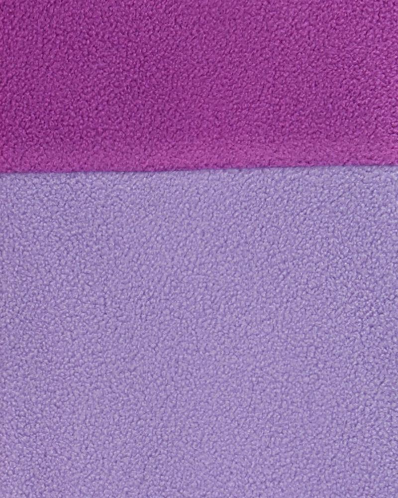Haut molletonné à blocs de couleurs contrastantes , , hi-res