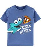 T-shirt à requin, , hi-res