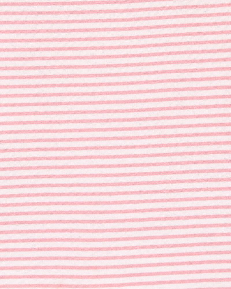 Butterfly Striped Pocket Tee, , hi-res