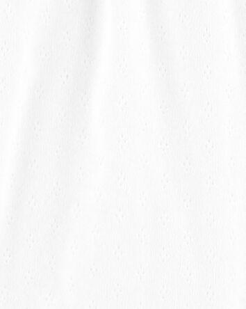 Ruffle Long-Sleeve Bodysuit