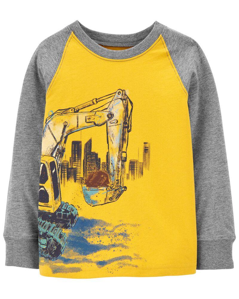 T-shirt à bouteur, , hi-res