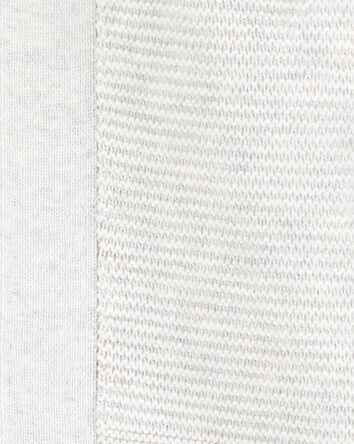 Cardigan en tricot pointelle