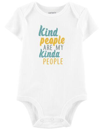 Kind People Original Bodysuit