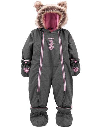 Hooded Pram