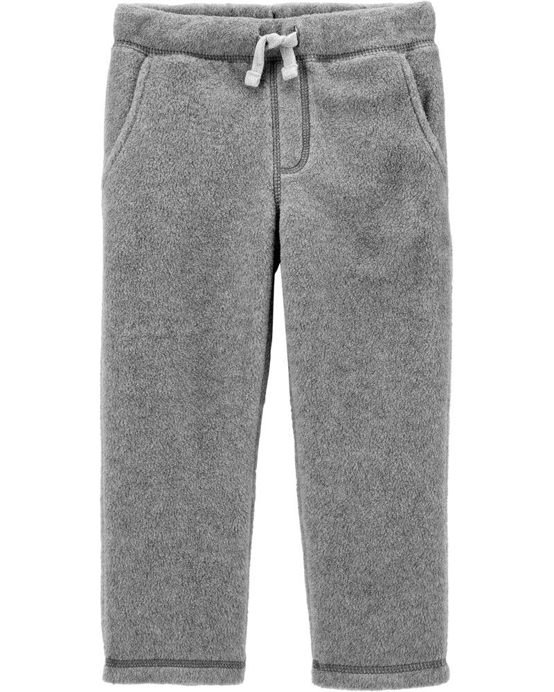 Pantalon molletonné à enfiler, , hi-res