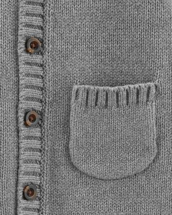Combinaison tricotée