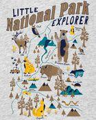 T-shirt en jersey National Park Explorer, , hi-res