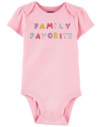 Family Favorite Original Bodysuit