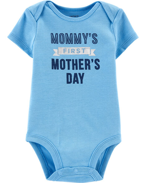 First Mother's Day Collectible Bodysuit