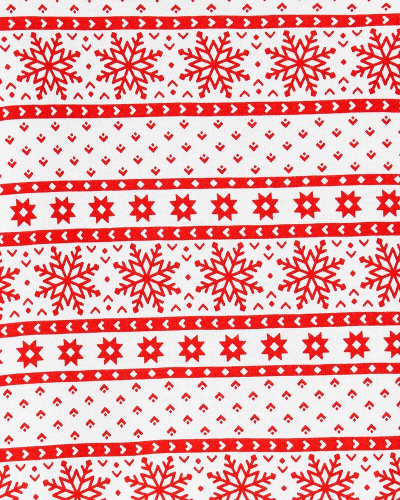 Pyjama des Fêtes 2 pièces en coton ajusté, , hi-res