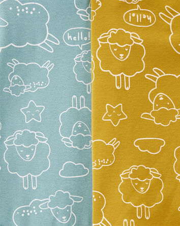 4-Pack Sheep Original Bodysuits
