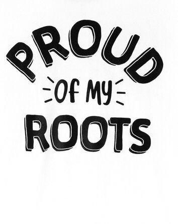T-shirt de famille Proud Roots