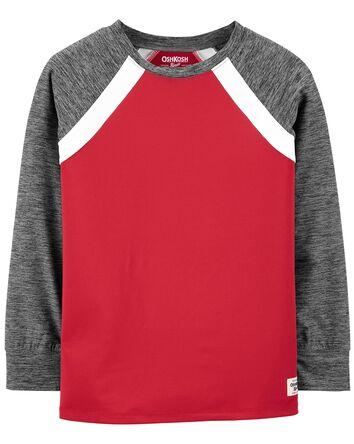 T-shirt de sport à manches raglan