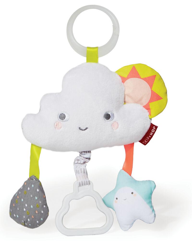 Jouet qui s'agite à suspendre à la poussette Silver Lining Cloud, , hi-res