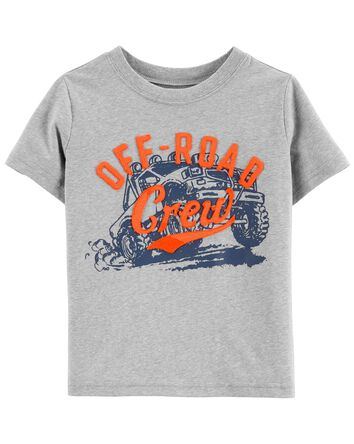 Off-Road Patch Tee