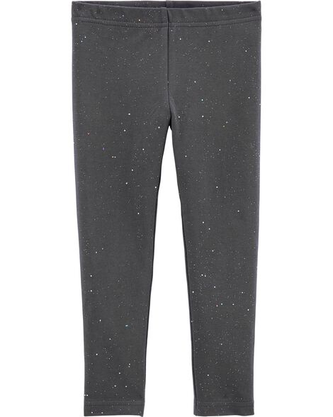 Galaxy Glitter Leggings