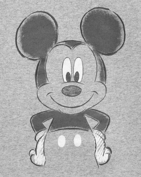 T-shirt d'époque Mickey Mouse