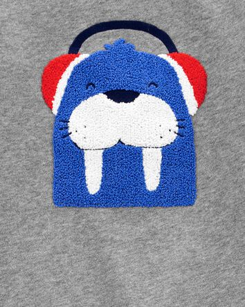 Walrus Fleece Pullover