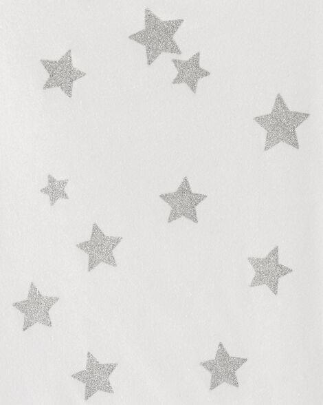 T-shirt en jersey à étoiles scintillantes