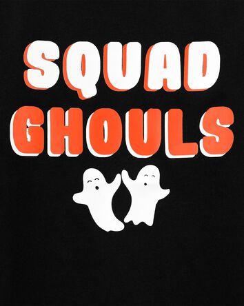 T-shirt en jersey Halloween Squad