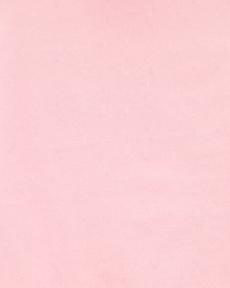 Pink Pocket Jersey Bodysuit