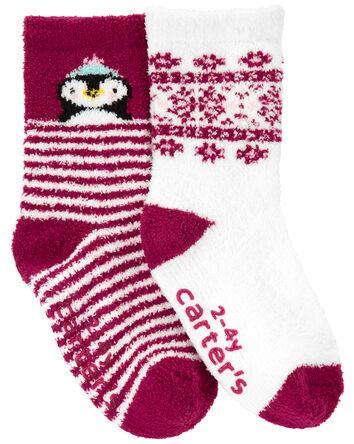 3 paires de chaussettes mi-mollet p...