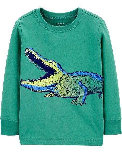 Alligator Jersey Tee