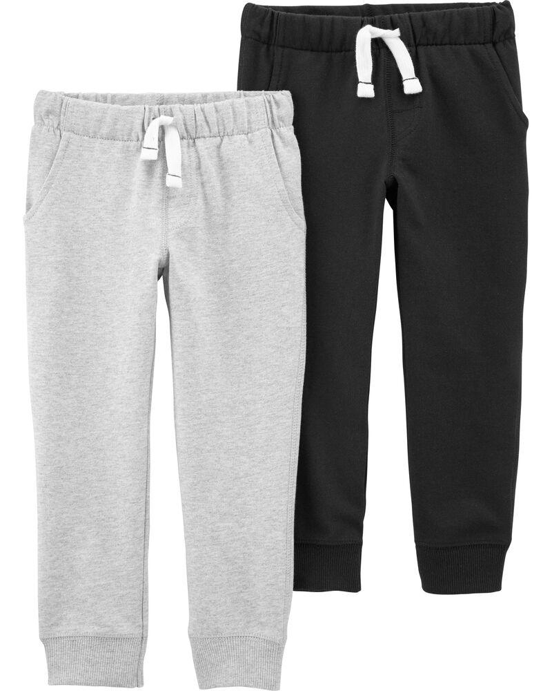 Basic 2-Pack Legging Pant, , hi-res