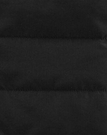 Manteau matelassé en molleton