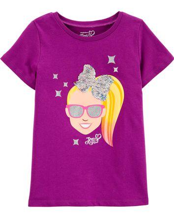 T-shirt Jojo Siwa à paillettes réve...