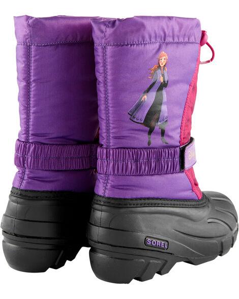 Bottes Reine des neiges Anna Disney x Flurry de SOREL