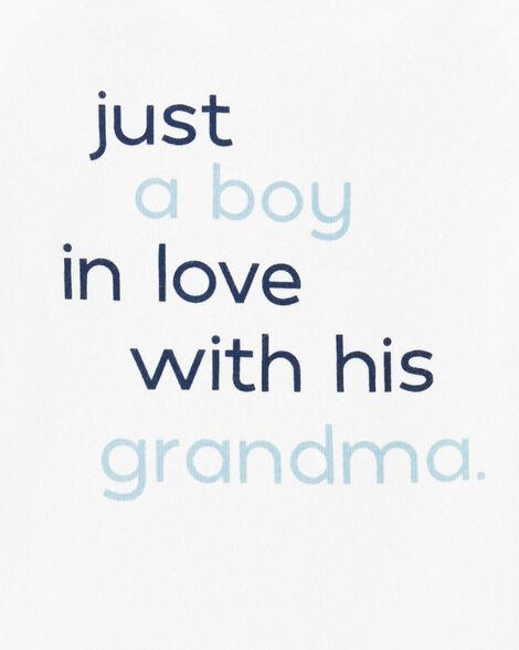 Grandma Collectible Bodysuit