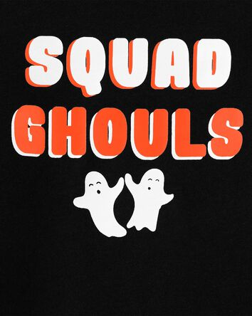Halloween Squad Goals Jersey Tee