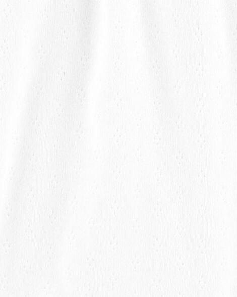 Polka Dot Long-Sleeve Bodysuit
