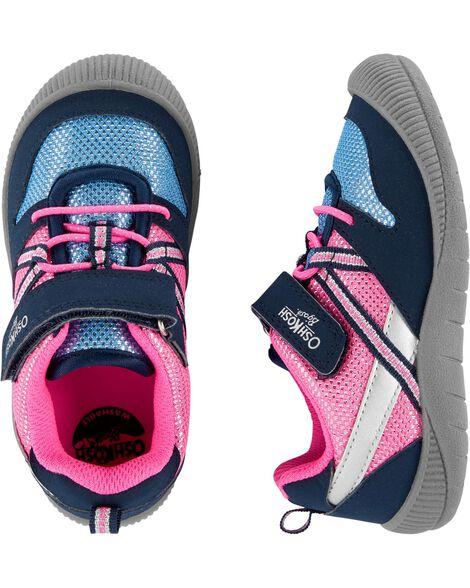 Bump Toe Athletic Sneakers