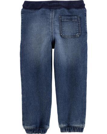 Pantalon de jogging en tricot de de...