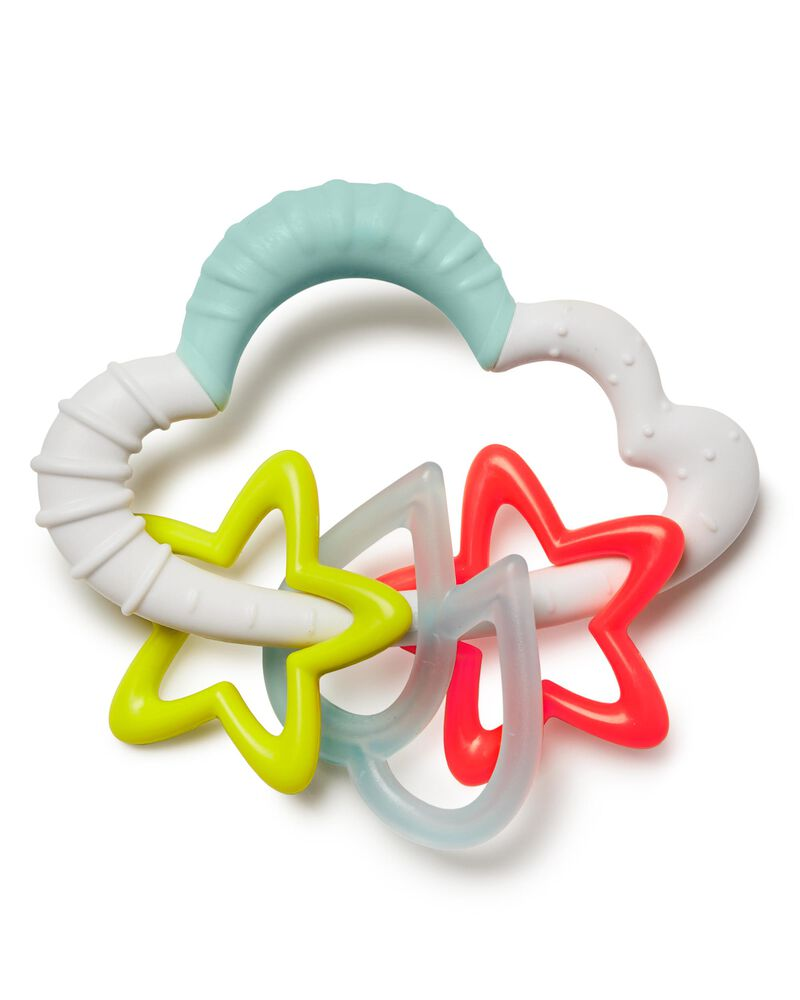 Silver Lining Cloud Starry Rattle, , hi-res