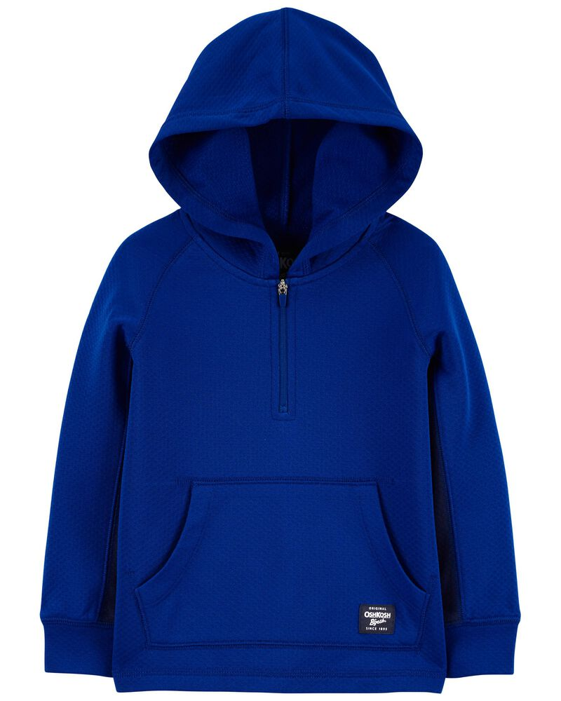 Active Double-Knit Hoodie, , hi-res